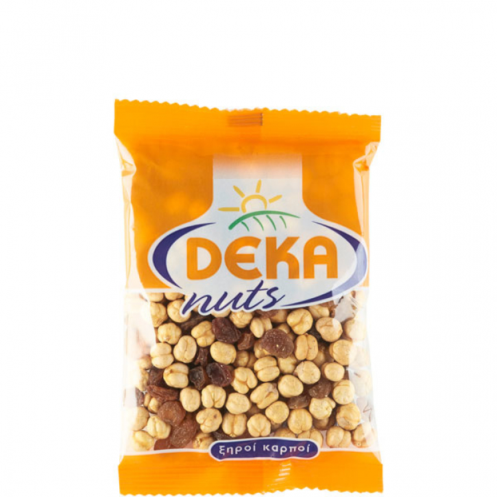 Kichererbsen mit Rosinen (100g) Deka Nuts