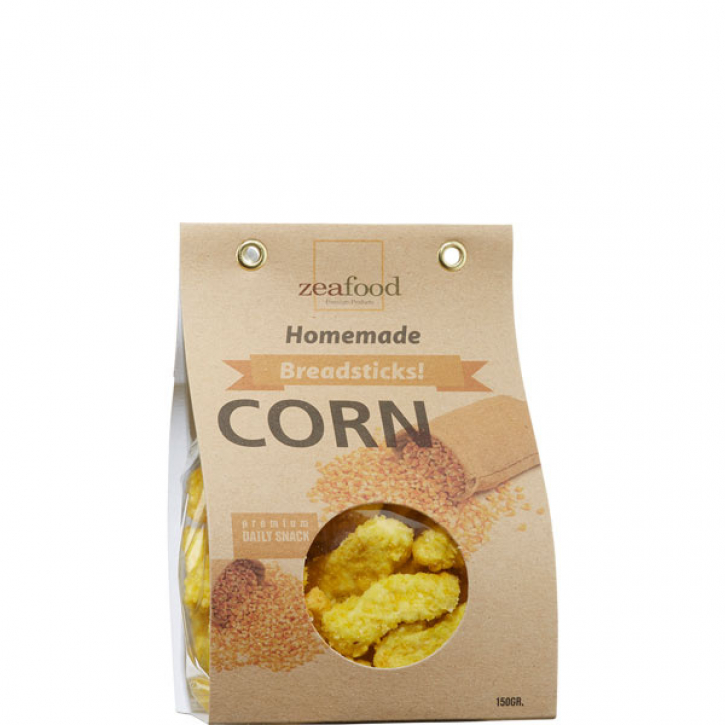Breadsticks Corn (150g) Plaisir