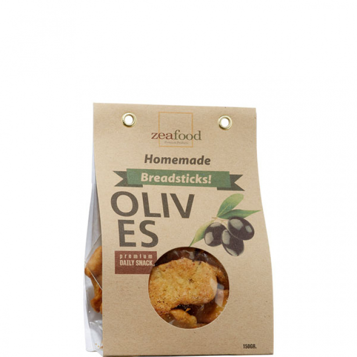 Breadsticks Olives (150g) Plaisir