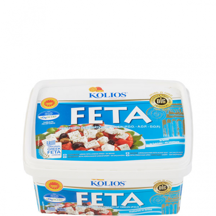 Feta Kolios in Lake (400g)
