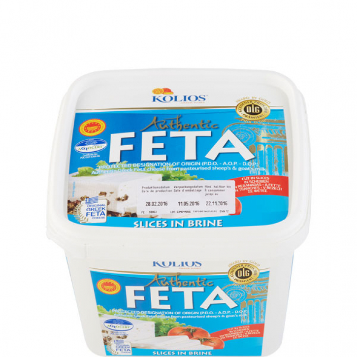 Feta Kolios in Lake (1Kg)