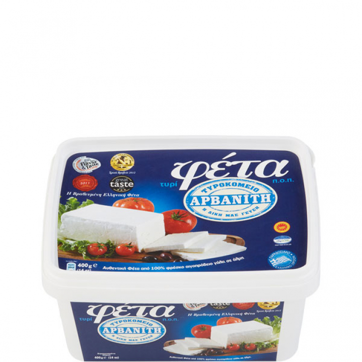 Feta Arvaniti in Lake (400g)