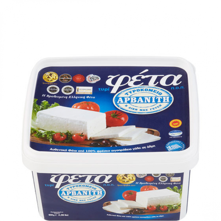 Feta Arvaniti in Lake (900g)