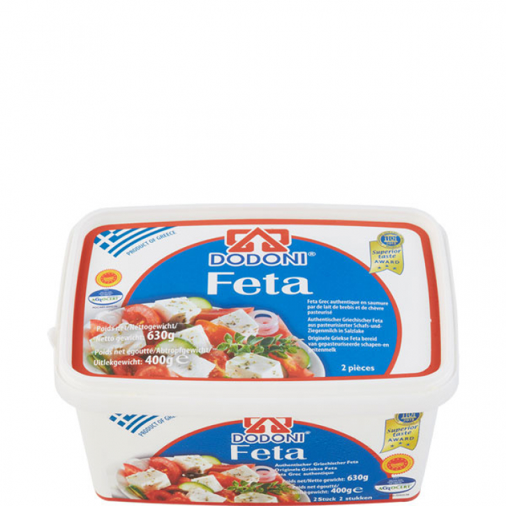 Feta Dodoni in Lake (400g)
