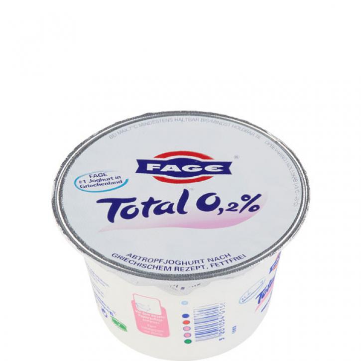 Joghurt Total 0,2% (170g) Fage