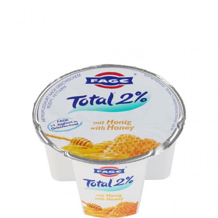 Joghurt Total mit Honig (170g) Fage
