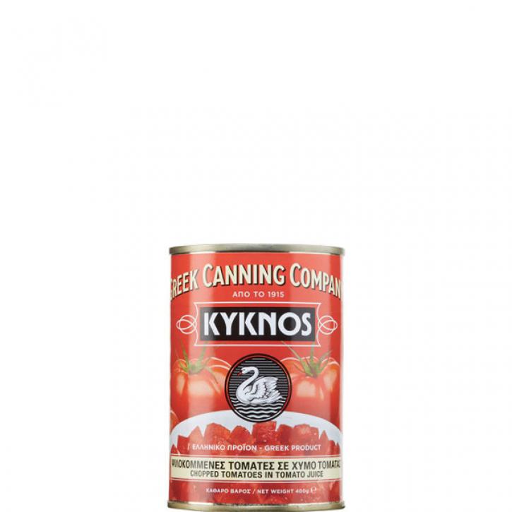 Tomatenstücke (400g) Kyknos