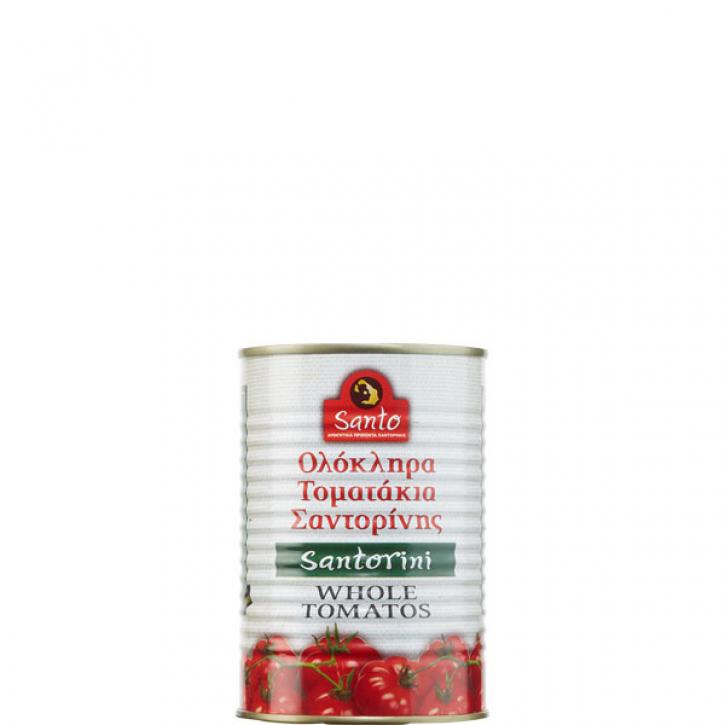 Tomaten ganze Stücke Santorini (400g) Santo