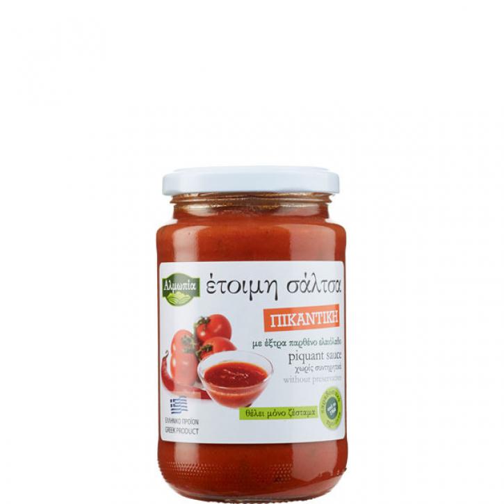 Tomatensauce Pikant (360g) Almopia