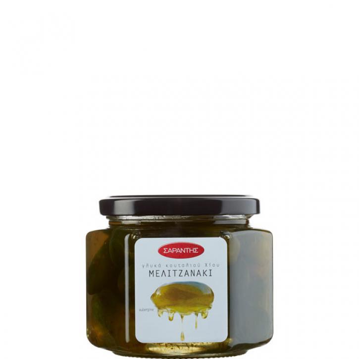 Auberginen eingelegt in Sirup (453g) Sarantis