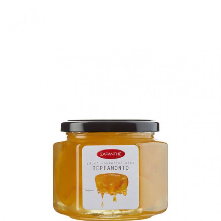 Bergamotten eingelegt in Sirup (453g) Sarantis