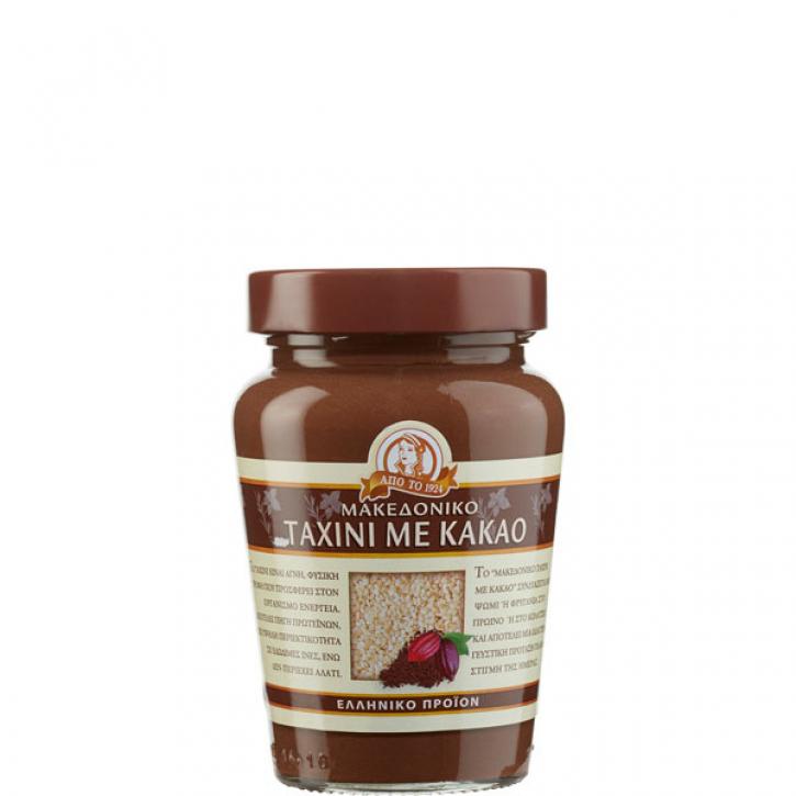 Tahini mit Kakao (350g) Haitoglou