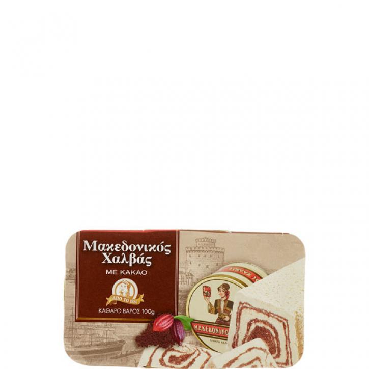 Halvas Makedonikos Kakao (100g) Haitoglou