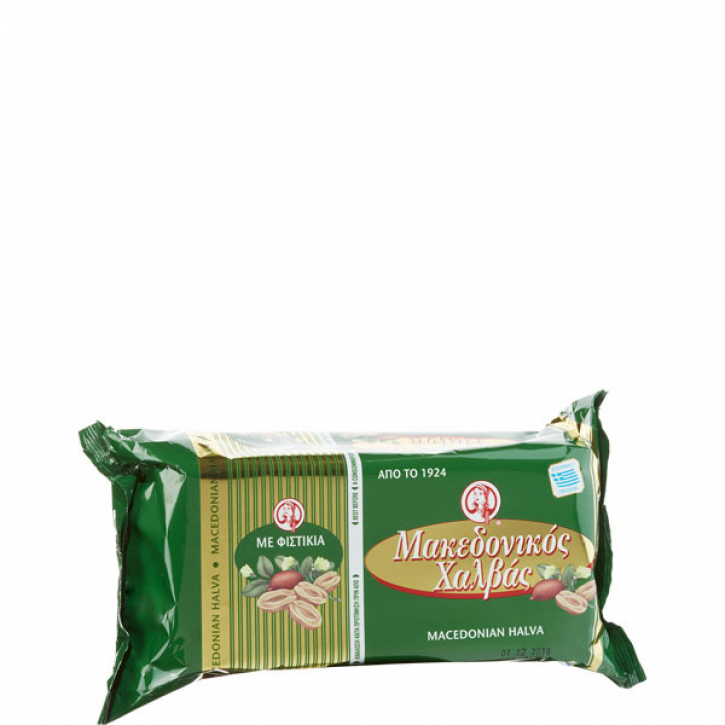 Halvas Makedonikos Erdnüsse (1Kg) Haitoglou