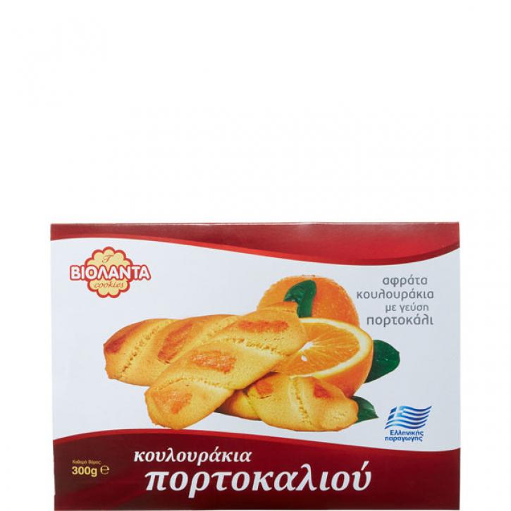 Orangenzopfgebäck (300g) Violada
