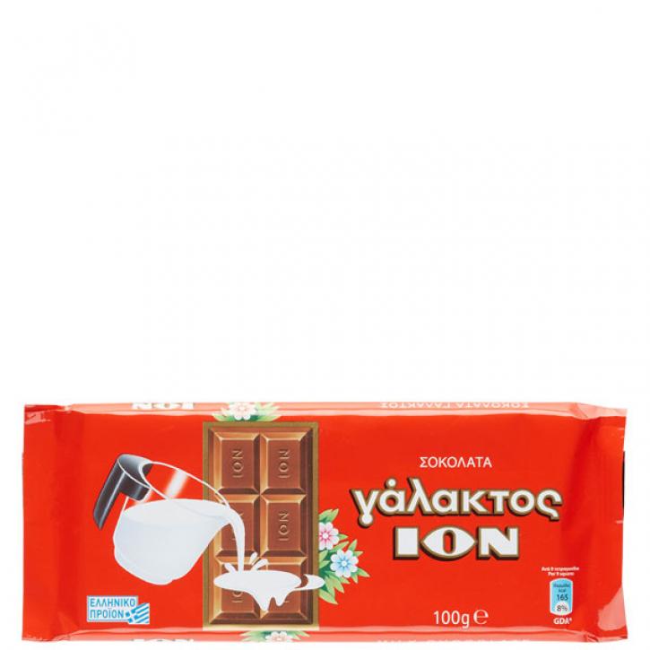 ION Schokolade Vollmilch (100g)