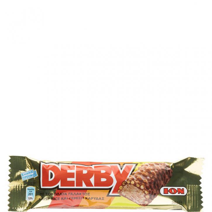 ION Derby Schokoriegel mit Kokos (38g)