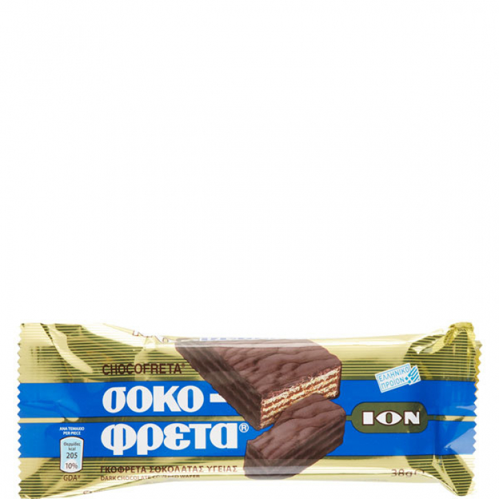 Schokofreta Blau (38g) ION