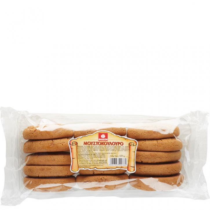Gebäck Tradition Soft Moustou (450g) Fedon