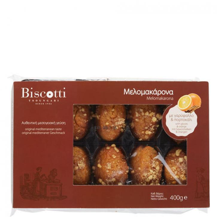 Melomakarona (800g Packung) Biscotti