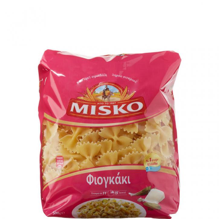 Nudeln Fiogaki Bows (500g) Misko