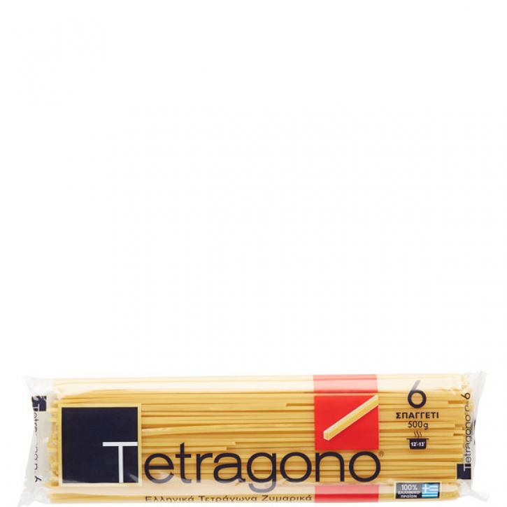 Spaghetti Tetragono Nr. 6 (500g) Eurimac