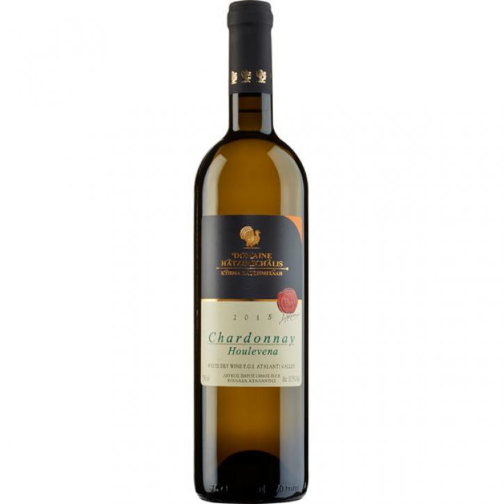 Chardonnay Weiß trocken (750ml) Hatzimichalis