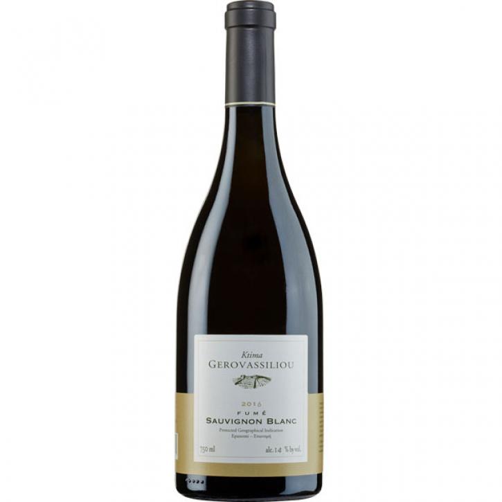 Sauvignon Blanc Weiß trocken (750ml) Gerovassiliou