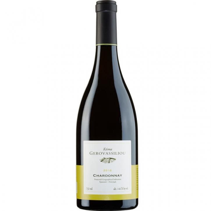 Chardonnay Weiß trocken (750ml) Gerovassiliou