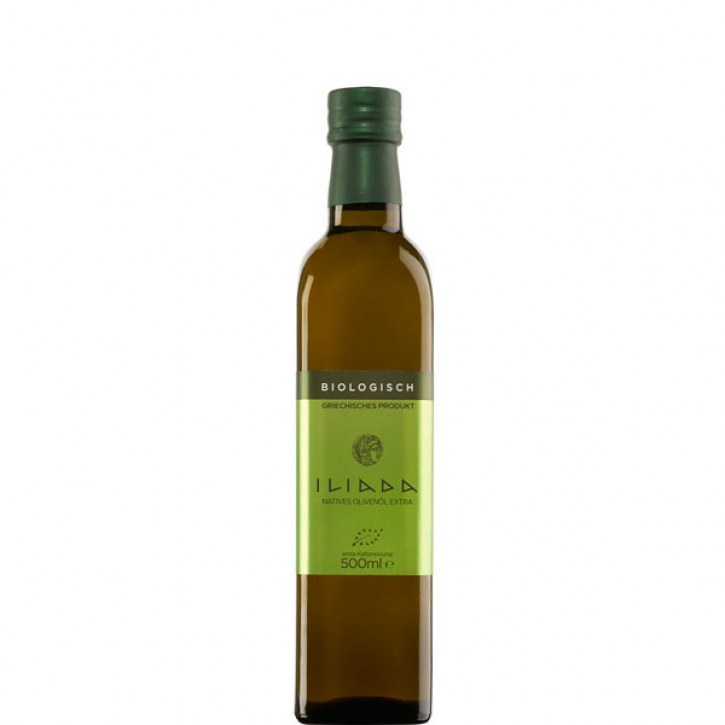 Olivenöl Extra Nativ Iliada BIO (500ml) Agro Vim