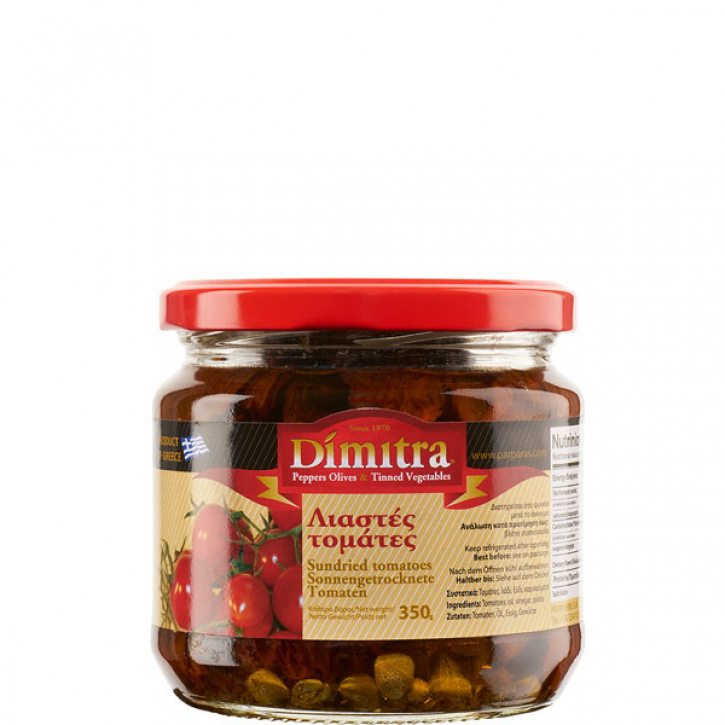 Sonnengetrocknete Tomaten (350g) Dimitra