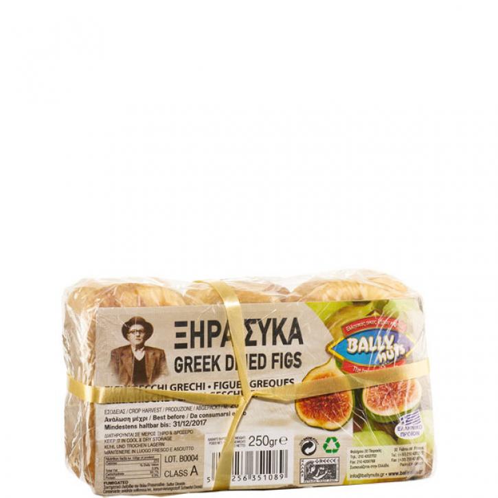 Feigen getrocknet aus Evia (250g) Bally Nuts