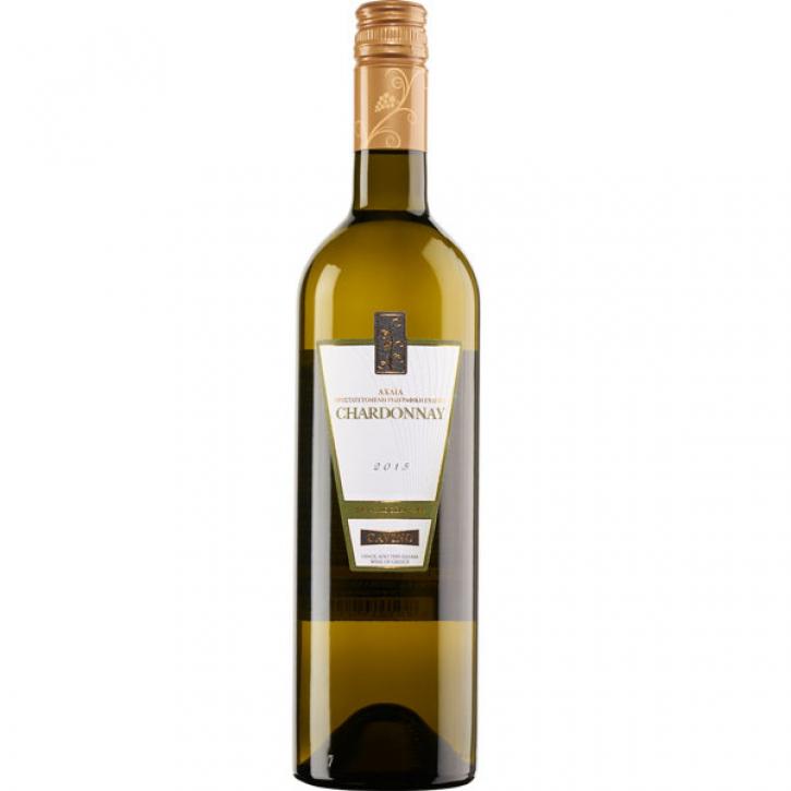 Chardonnay Weiß trocken (750ml) Cavino