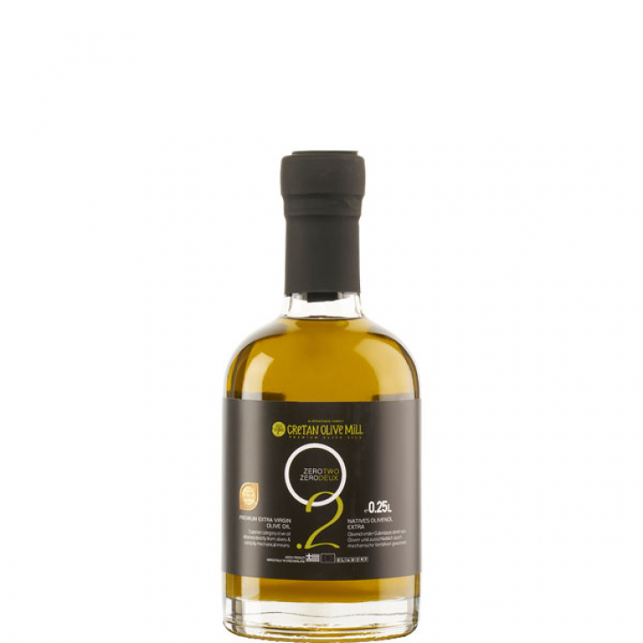 Olivenöl Extra Nativ 0,2% (250ml) Cretan Olive Mill