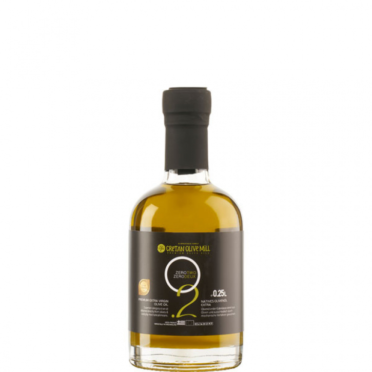 Olivenöl Extra Nativ 0,2% (250ml) Cretan Olive Mill