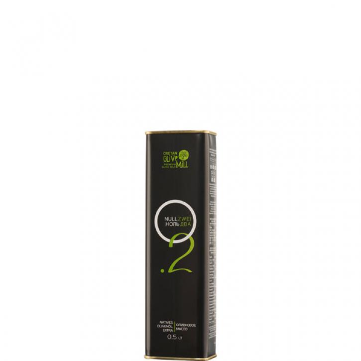 Olivenöl Extra Nativ 0,2% (500ml Kanister) Cretan Olive Mill
