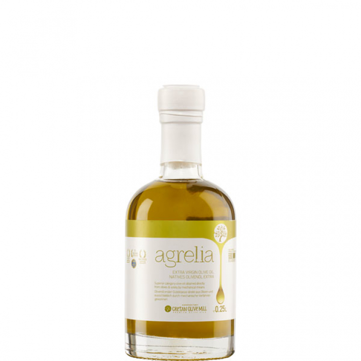 Olivenöl Extra Nativ Agrelia (250ml) Cretan Olive Mill