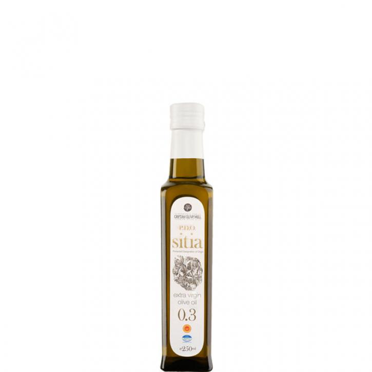 Olivenöl Extra Nativ Sitia 0,3% (250ml) Cretan Olive Mill