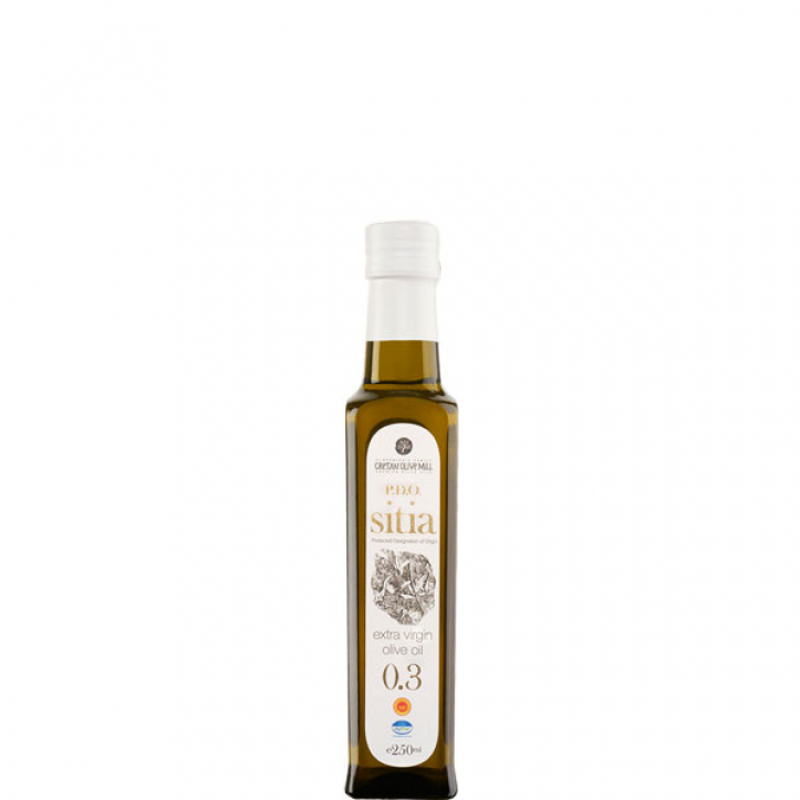 Olivenöl Extra Nativ Sitia (250ml) Cretan Olive Mill