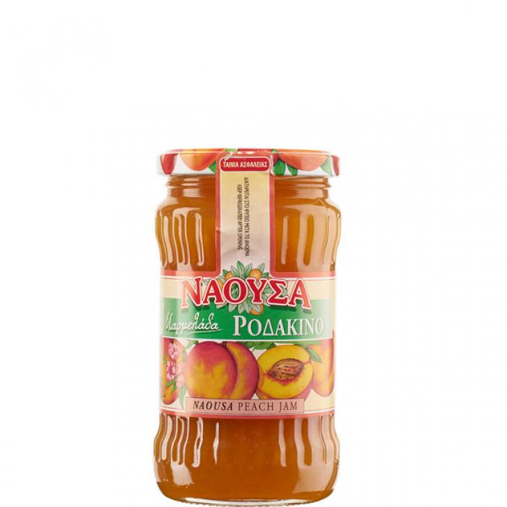 Konfitüre extra Pfirsich Naoussa (370g) Haitoglou