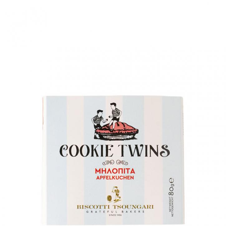 Cookie Twins Apfelkuchen (80g) Biscotti