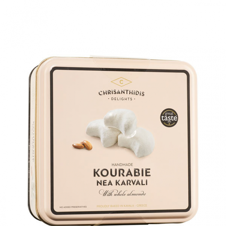 Kourabiedes Geschenkbox (450g) Chrisanthidis
