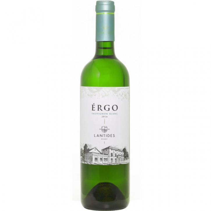 Sauvignon Blanc Ergo Weiß trocken (750ml) Lantides