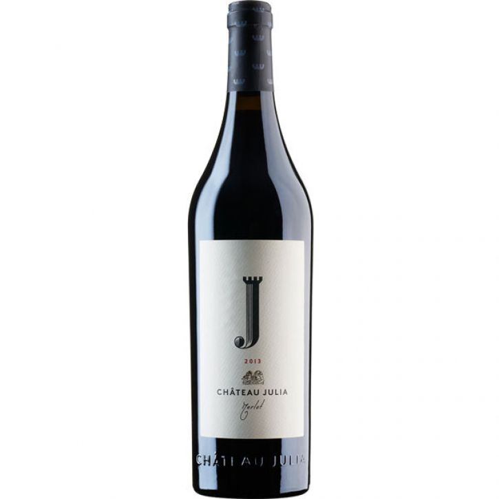 Chateau Julia Merlot Rot (750ml) Costa Lazaridi