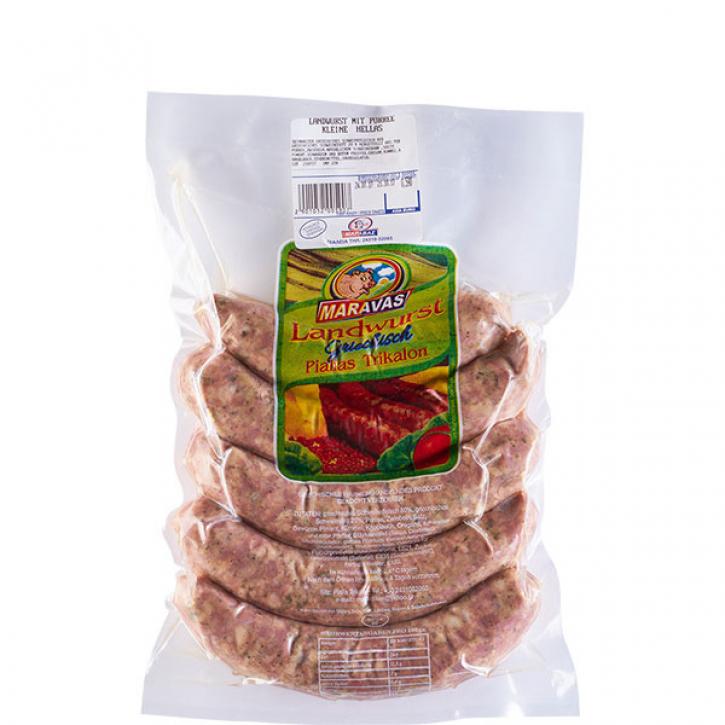 Landwurst dick (500g) Maravas