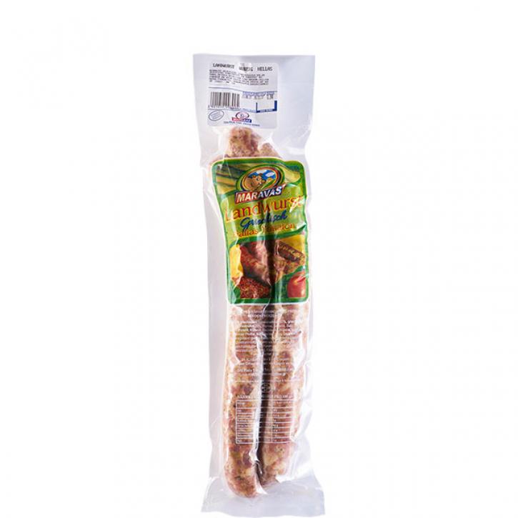 Landwurst pikant (350g) Maravas