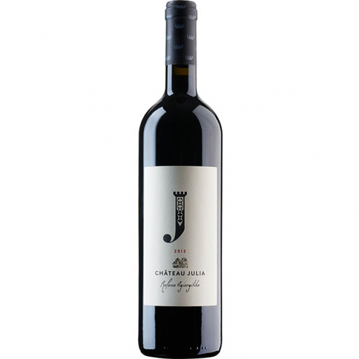 Chateau Julia Refosco Agiorgitiko (750ml) Costa Lazaridi