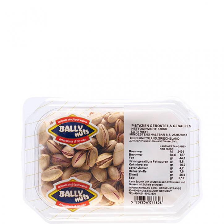 Pistazien mit Schale (180g) Bally Nuts