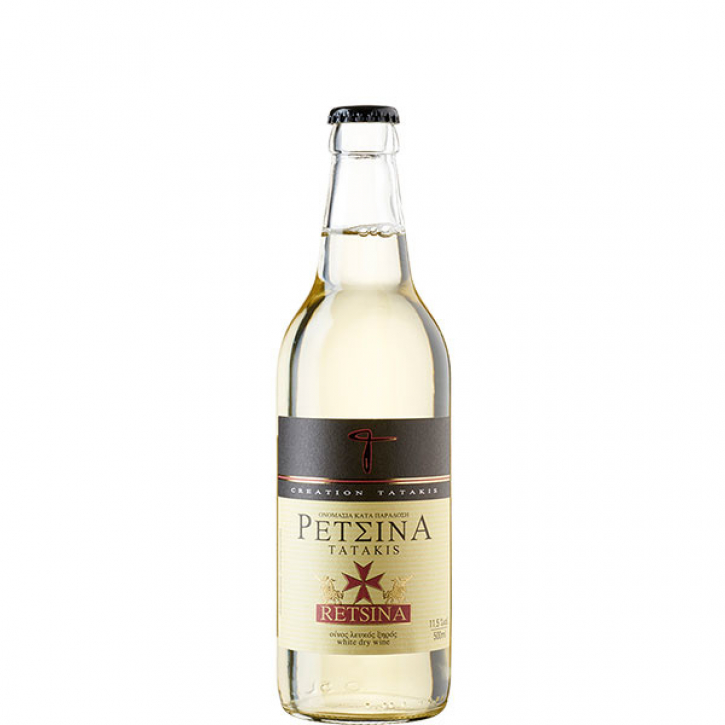 Retsina (500ml) Tatakis