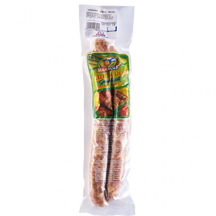 Landwurst gross (500g) Maravas